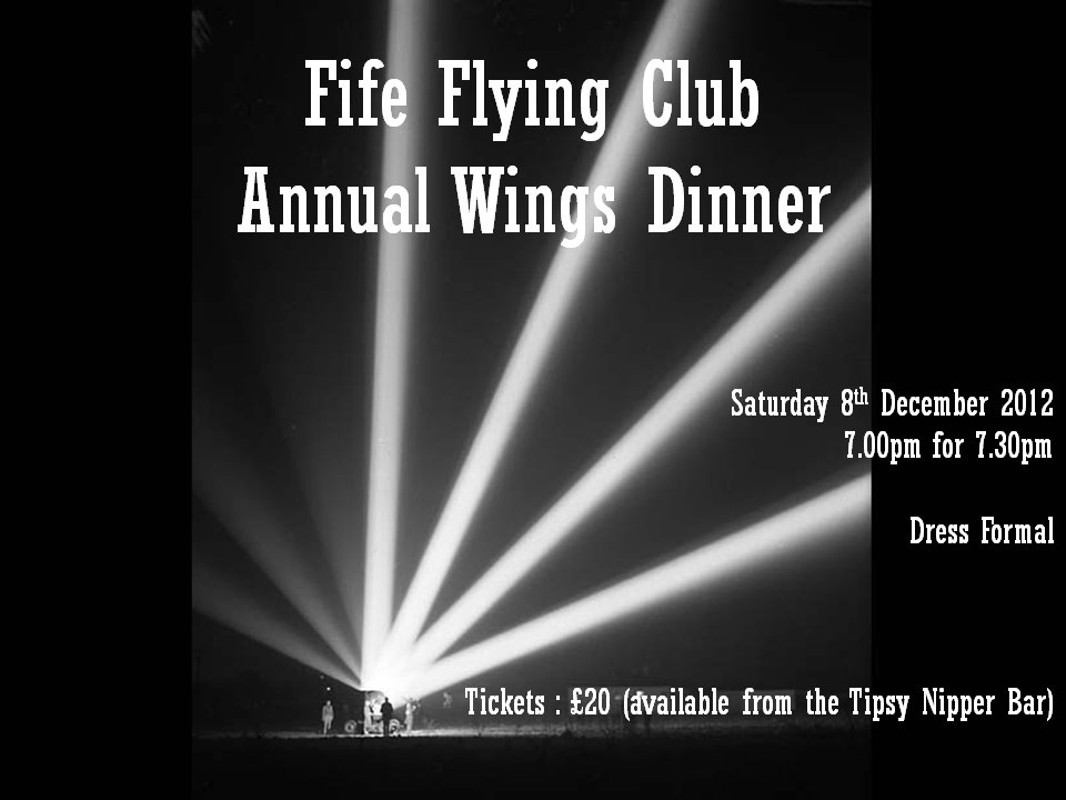 Annual Wings Dinner